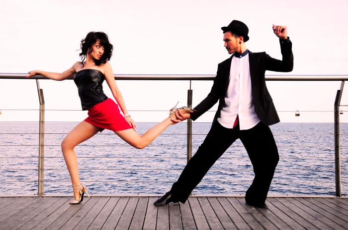 Clases de tango en el maresme